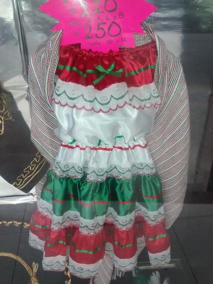 Vestido De China Poblana En Mercado Libre México
