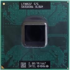 Processador Intel Celeron M 575 2.00/1m/667 Para Notebook