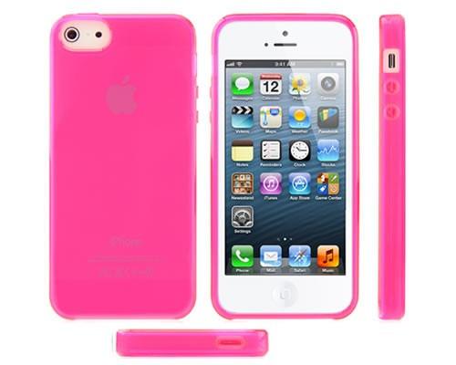 18ae2a608d5 Funda Silicona iPhone 5 5g Carcasa De Goma - $ 69,99 en Mercado Libre