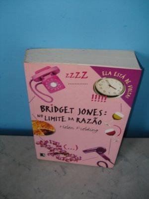 Livro Bridget Jones No Limite Da Razão