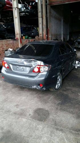 Sucata Toyota Corolla 2013 Para Venda De Peças