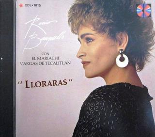 Rocío Banquells - Con El Mariachi Vargas Tecalitlan Llorarás