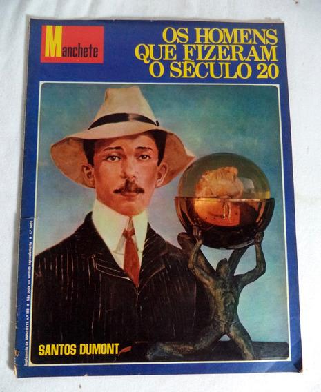 Manchete Revista Santos Dumont N°969