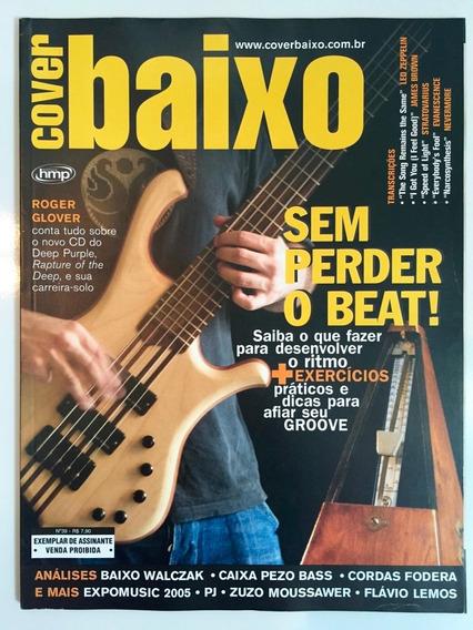 Revista Cover Baixo - Ed 39 - Dez/2005 - Sem Perder O Beat!