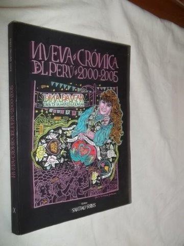 * Livro - Viveva Cronica Del Perv 2000-2005 - Literatura