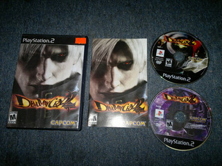 Devil May Cry 2 Completo Para Play Station 2