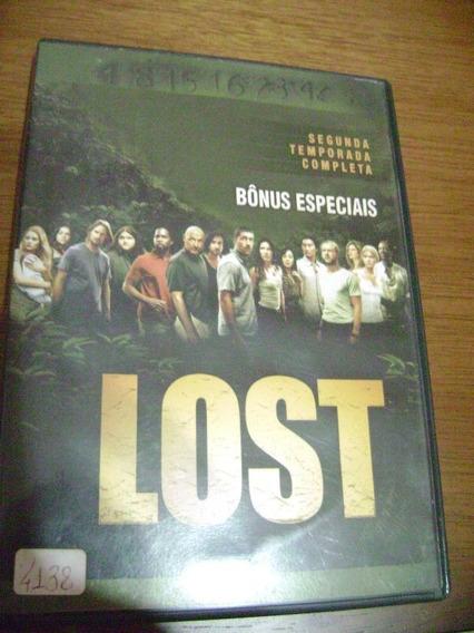 Lost - 2ª Temporada - Disco Bônus