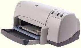 Impressora Jato Tinta Hp 930c Imprime D.o.s E Entrada Serial