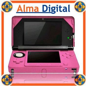Forro Silicon Nintendo 3ds Estuche Protector Goma Suave