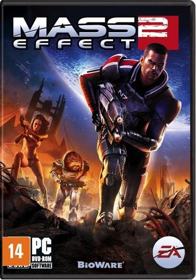 Pc Mass Effect 2 - Novo - Original - Lacrado