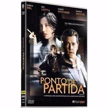 Dvd Original Do Filme Ponto De Partida - Filmes