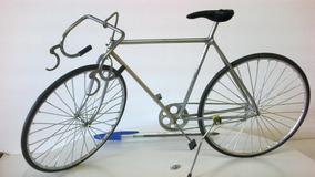 Miniatura De Bicicleta Artesanal Feito À Mão.para Decoração