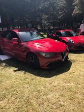 Alfa Romeo Giulietta Giulietta 2017