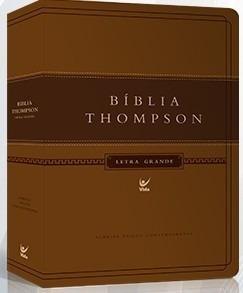 Bíblia De Estudo Thompson Tamanho 17 X 25 Letra Grande