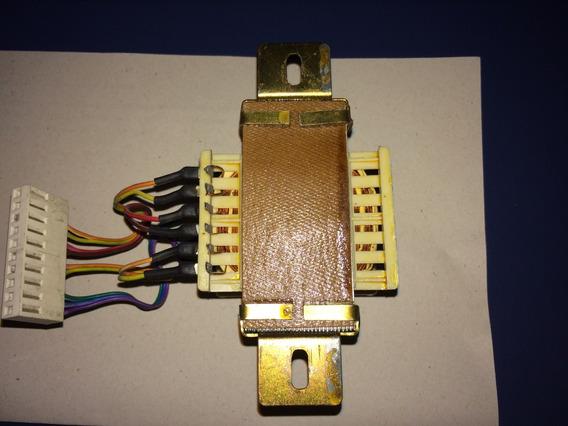 Transformador Entrada 127-220v Saída 12,6vac/0,5a