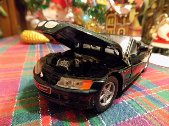 Bmw Z3. 1/24 Motormax . Usado Impecable!