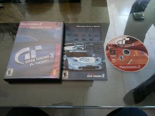Gran Turismo 3 Aspec Completo Para Play Station 2,excelente