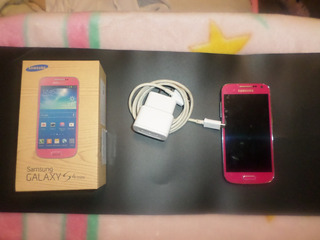 Samsung S4 Mini Rosa