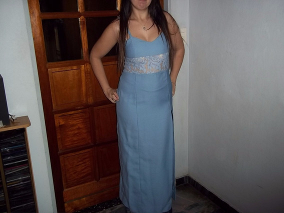 Vestido De Fiesta Color Lavanda