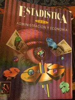 Libro Estadística Para Administración Y Economía, 7a. Ed.