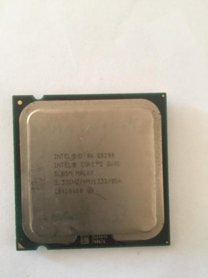 Processador 775 Core 2 Quad Q8200 2.33ghz/4m