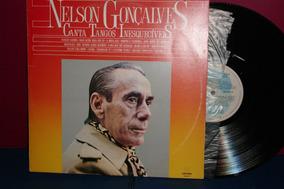 Nelson Gonçalves-canta Tangos Inesquecíveis-1984-lp Bom Esta