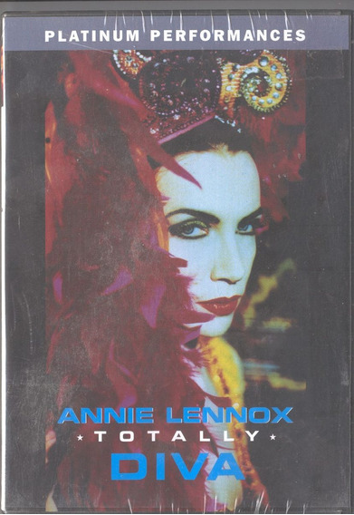 Annie Lennox - Totally Diva Dvd