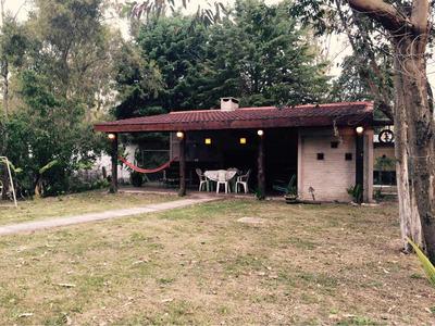 Alquilo Casa En Guazuvira 5 Cuadras De La Playa