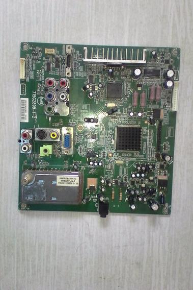 Placa De Sinal Tv Aoc L26w831 Com Defeito