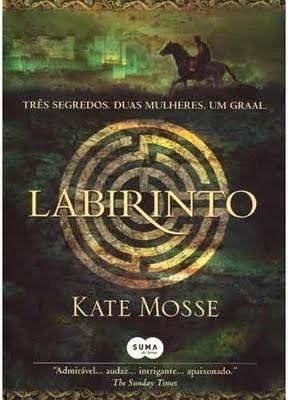 Livro - Labirinto - Kate Mosse - Literatura Estrangeira