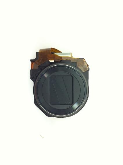 Bloco Ótico P.151 Preto Câmera Sony Dsc-h70 185601311