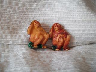 Antiguo Muñequito De Choc. Jack Mono ¡¡¡ Impecable !!!