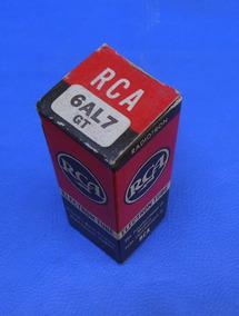 Valvula 6al7 Gt - Olho Magico - Rádio Antigo