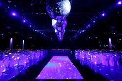Alquilo Pistas Baile Acero Cabina Led Sonido Iluminacion Co2