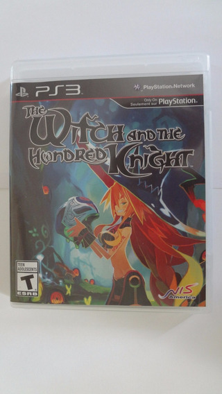 The Witch And The Hundred Knigh Playstation 3 Novo E Lacrado
