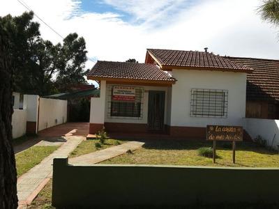 Alquiler Casa Las Toninas 2015 Gas Natural Con Estufa