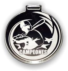 Medallas De Acrilico Grabadas Con Laser Personalizadas