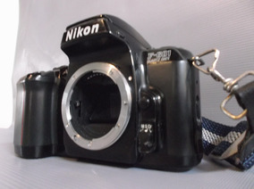 Câmera Nikon F 601 Profissional Em Ótimo Estado, Único Dono