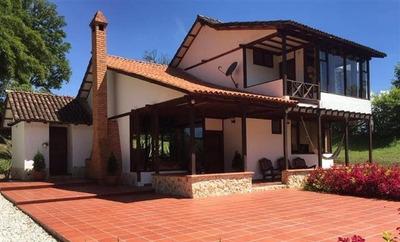 Casa Finca En Venta Rionegro- Llano Grande