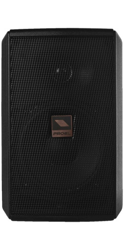 Bafle Amplificado Proel Flash 5a
