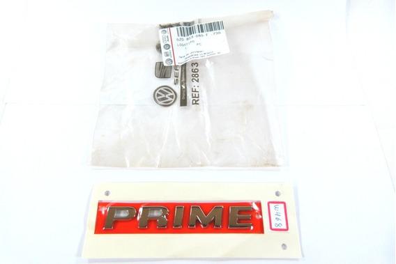 W468 Emblema Adesivo Prime Fox 5z0853685f //
