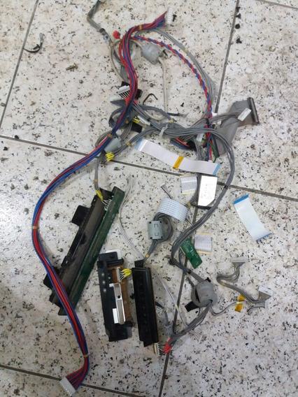 Conjunto Com Todos Os Cabos Internos, Sensores Tv Lg 42pb2rr