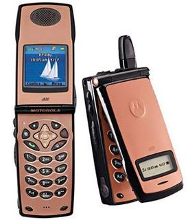 Motorola Nextel Iden I830 Dorado Gold - Plateado Bronce