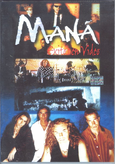 Mana Oferta Exitos En Video Dvd