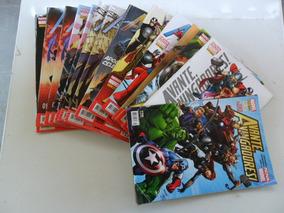Avante Vingadores! Vários! Nova Marvel! R$ 15,00 Cada!