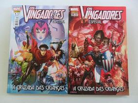 Os Vingadores Especial Nº 1 E 2! 2012! Panini! R$ 20,00 Cada