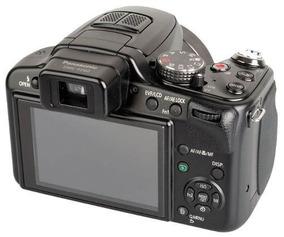 Câmera Panasonic 16 Mp Grava Em Hd,a Mais Facil De Usar
