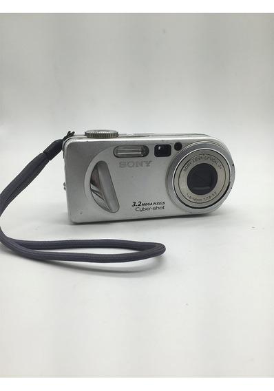 Sony Cybershot Dsc-p8 Digital Camera 3.2 Mp