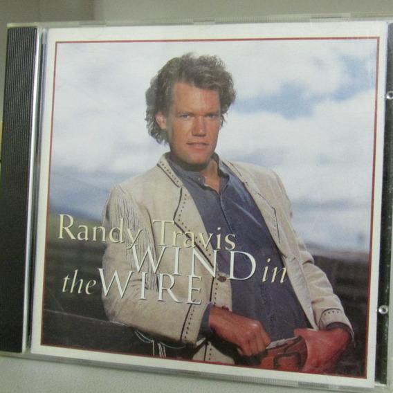 Cd Randy Travis Wind In The Wire