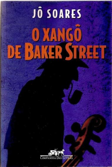 Livro O Xangô De Baker Street - Jô Soares